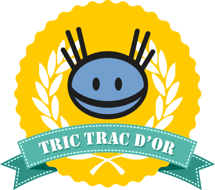 Tri Trac Gold logo